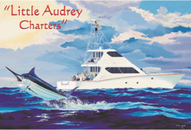 Little Audrey Luxury Charters
